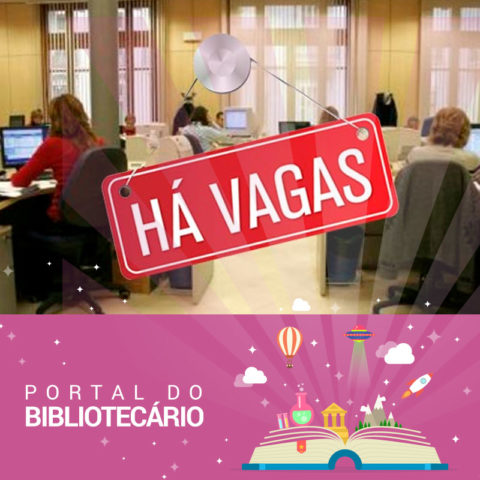 Portal do Bibliotecário - Oportunidade de trabalho em biblioteca escolar