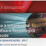 Qualificação gratuita em Acesso à Informação Científica e Tecnológica em Saúde